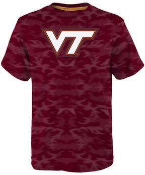 NCAA Boys 4-7 Virginia Tech Hokies Vector Dri-Tek Tee