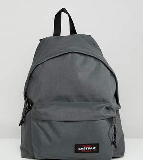 Eastpak Gray Padded Pak'r Backpack