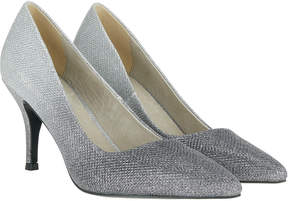 Monsoon Kayle Ombre Sparkle Court Shoes