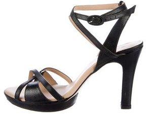 Repetto Leather Multistrap Sandals