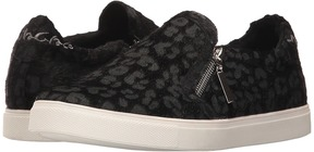 Manila Grace Velvet Sneakers Women's Slip on Shoes