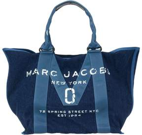 Marc Jacobs New Logo Denim Bag - DENIM - STYLE