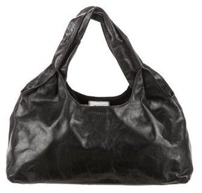 Jil Sander Leather Handle Bag