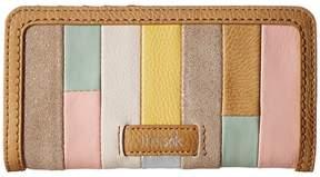 The Sak Iris Slim Wallet Wallet Handbags