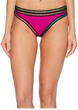 LaBlanca La Blanca Threading Along California Cut Hipster Women's Swimwear