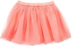 Gymboree Peppy Orange Glow Tutu Skirt - Infant & Toddler
