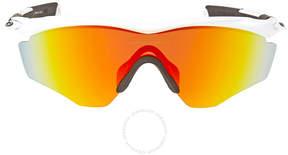Oakley M2 XL Fire Iridium Men's Sunglasses OO9343 934305