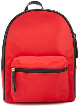Forever 21 Structured Zippered Backpack
