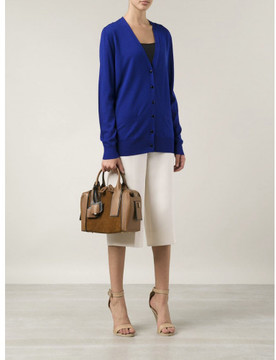 Pierre Hardy contrasting panel tote