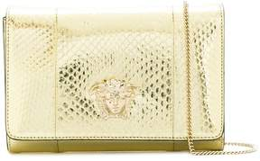 Versace 3D Medusa clutch bag