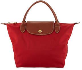 Longchamp Le Pliage Small Handbag - BLACK - STYLE