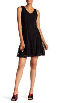 Desigual Sleeveless Lace Dress