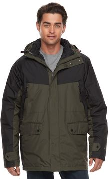 Izod Men's 3-in-1 Hooded Systems Jacket