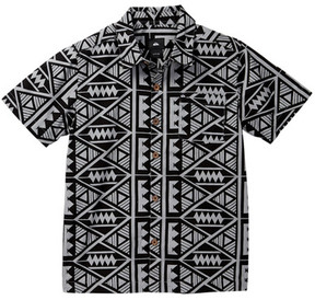 Quiksilver Kaulana Short Sleeve Shirt (Big Boys)
