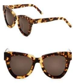 Gentle Monster Laser 50MM Tinted Wayfarer Sunglasses