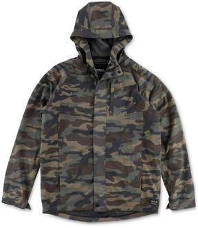 O'Neill Men's Traveler Dawn Patrol Camouflage Windbreaker