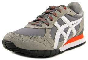 Onitsuka Tiger by Asics Colorado Eighty-five Women Canvas Gray Fashion Sneakers.