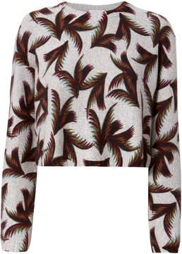 A.L.C. Tami Cropped Sweater