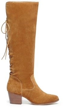Sole Society Claudia Lace Up Boot