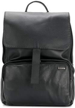 Zanellato flap backpack