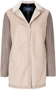 Armani Jeans contrast colour jacket
