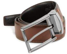 Robert Graham Aspen Reversible Leather Belt