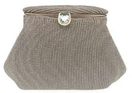 Adrianna Papell Sheryl Pleated Convertible Pouch
