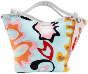 Emilio Pucci Multicolour Cloth Handbag