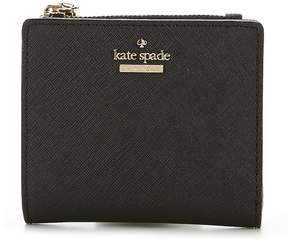 Kate Spade Cameron Street Collection Adalyn Bifold Wallet - BLACK - STYLE