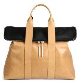 3.1 Phillip Lim 31 Hour Colorblock Bag