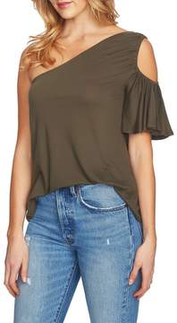 1 STATE 1.STATE Cutout One-Shoulder Top
