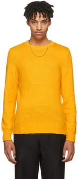 A.P.C. Yellow Lagoon Sweater