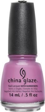 China Glaze Dance Baby Nail Polish - .5 oz.