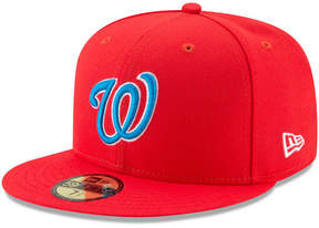 New Era Boys' Washington Nationals Players Weekend 59FIFTY Fitted Cap