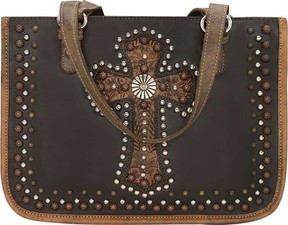 American West Las Cruces Multi-Compartment Zip Top Tote (Women's)