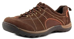 Earth Origins Kamber Round Toe Leather Sneakers.