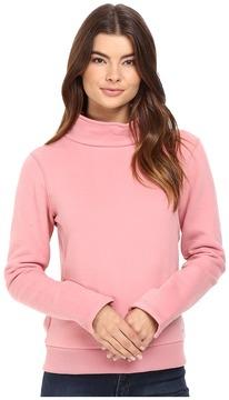 Bench Repay Mock Neck Sweatshirt