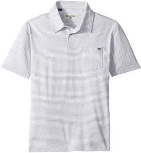 Billabong Kids Standard Issue Polo Boy's Short Sleeve Pullover