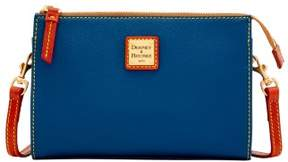 Dooney & Bourke Eva Janine Crossbody Shoulder Bag - MARINE - STYLE