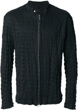 Issey Miyake zipped lightweight jacket