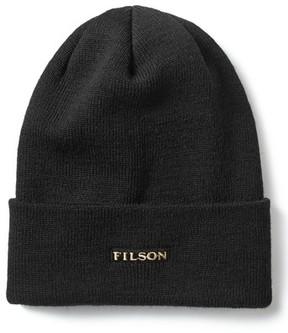 Filson Wool Cap - Black