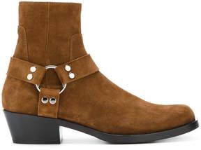 Balenciaga Rider ankle boots