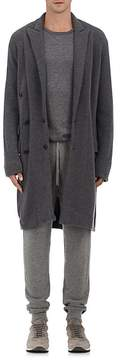 Ralph Lauren Purple Label Men's Wool-Cashmere Double-Breasted Topcoat