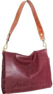 Nino Bossi Alissa Leather Shoulder Bag (Women's)