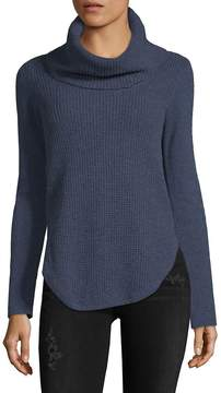 Design History Women's Cashmere Turtleneck Sweater