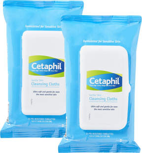 Cetaphil Gentle Skin Cleansing Cloths Twin Pack
