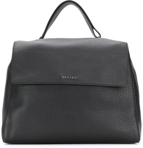 Orciani flap tote