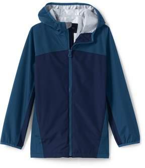 Lands' End Lands'end Boys Waterproof Rain Jacket