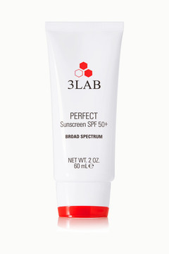 3Lab - Perfect Sunscreen Broad Spectrum Spf50, 60ml - Colorless