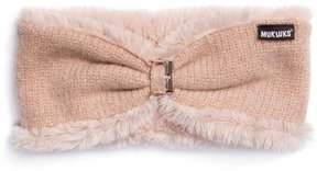 MUK LUKS Women's MUK LUKS Lurex Faux Fur-Lined Headband